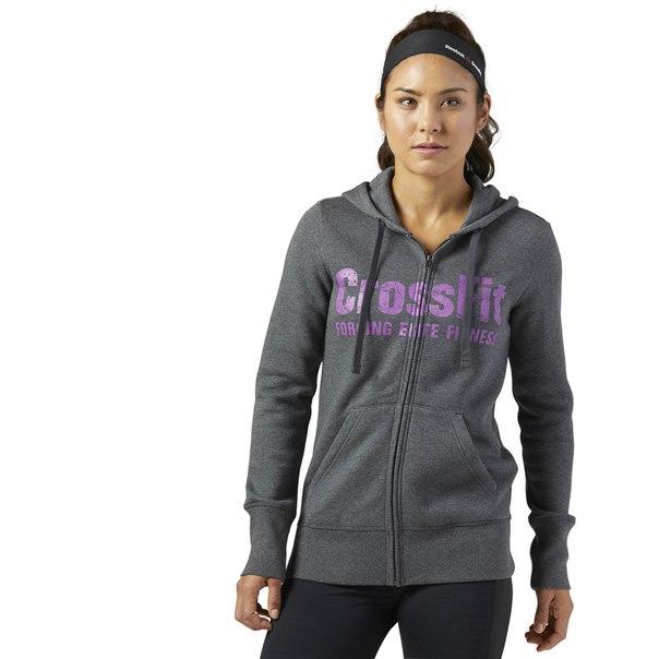 Худи Reebok CrossFit Full Zip