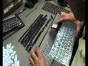 Ремонт ,переборка клавиатуры ноутбука repair, bulkhead laptop keyboard