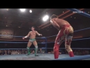 Jake Lee vs. Kento Miyahara (AJPW - Dynamite Series 2018 - Day 12)