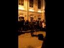 Питер 2018 01 01 Уличные музыканты