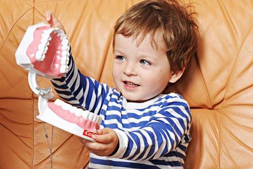 как заманить ребенка к стоматологу