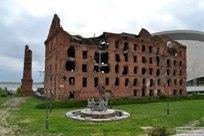08 мая 2015 - Разрушенная мельница Гергардта в Волгограде