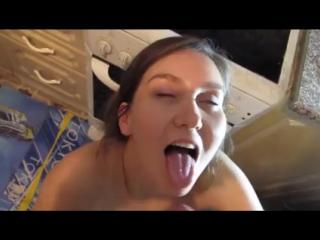 Кончает в рот своей тете, смотреть секс бутон