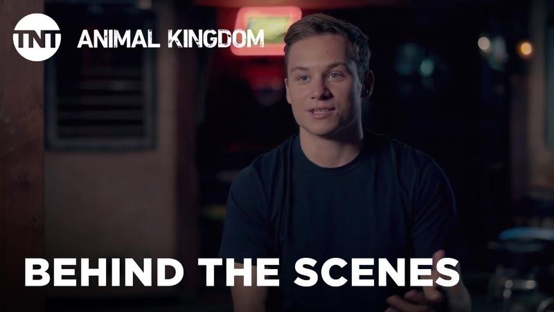 Animal Kingdom Wiggin Out with Jake Weary Finn Cole - Season 3 [BTS]   TNT