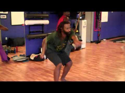 Capoeira da Rua (Jogo de Bangala)