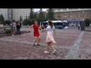 Танцы на Театральной площади г. Сыктывкара 15.07.2018 - 04 - River - Bishop Briggs