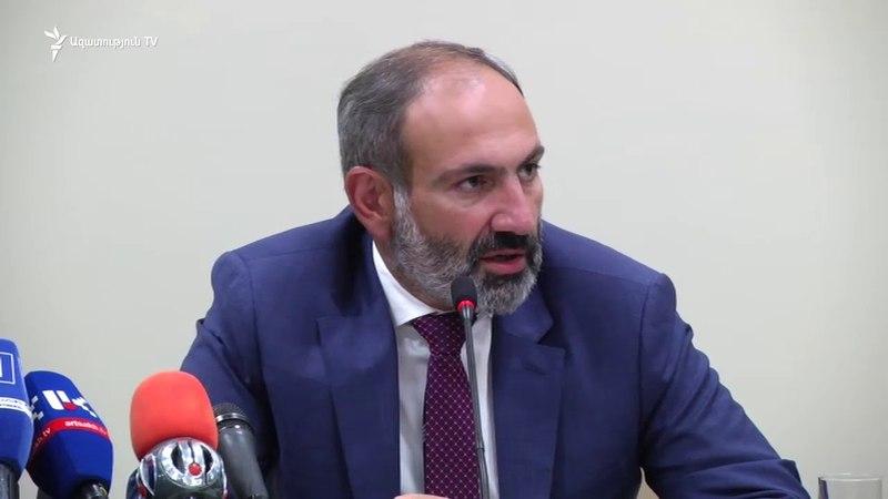 ՀՀ վարչապետ Նիկոլ Փաշինյանի ասուլիսը ԼՂ-ո14