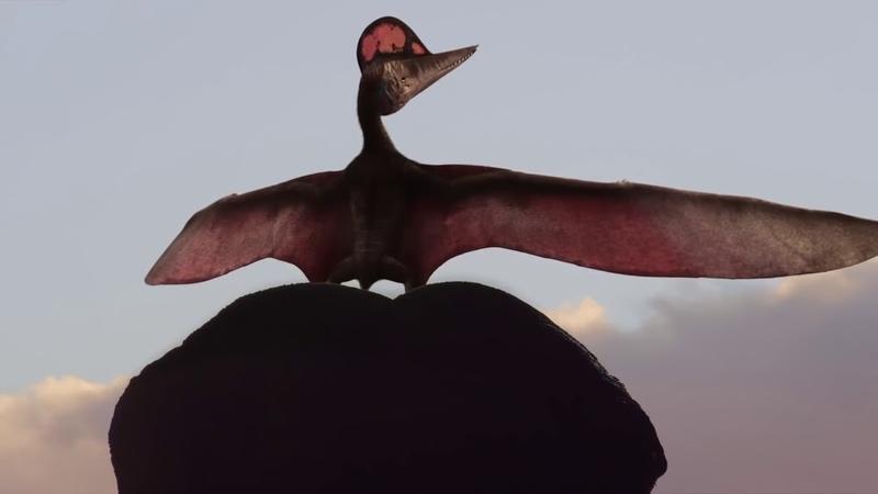 Древняя Земля (Новый взгляд на доисторическую эпоху) - Тайна пернатых драконов