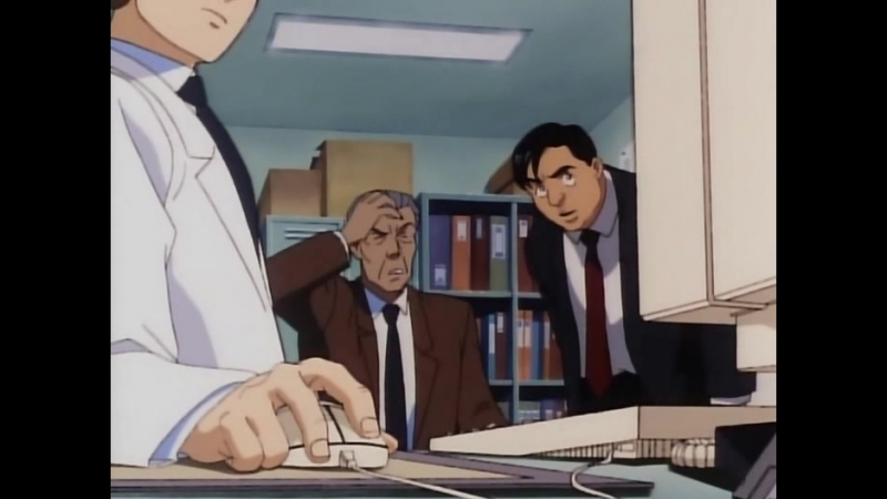 Birdy the Mighty OVA Могучая Берди [OVA-1] - 02 [Persona99.GSG]