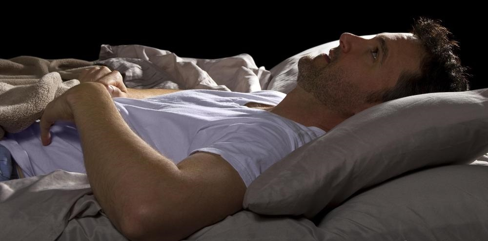 Мышечные спазмы могут затруднить отдых.