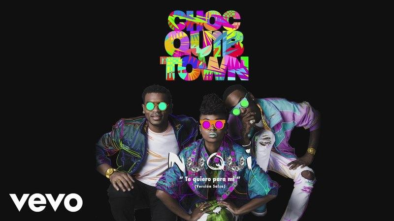 ChocQuibTown - Nuqui (Te Quiero Para Mi) (Version Salsa) (Cover Audio)