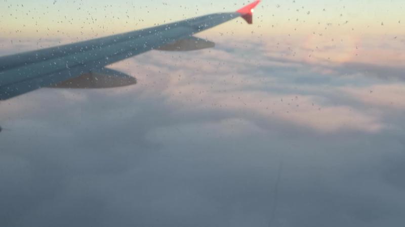 Нападение Брокенского призрака на самолет