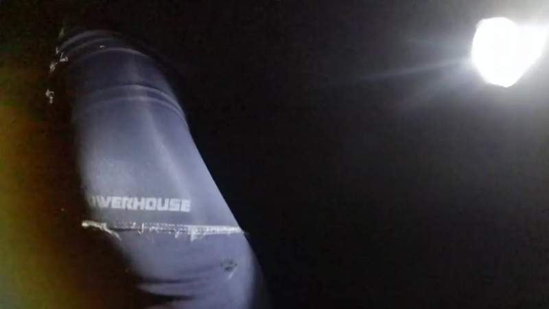 Тестування компресійних штанів Powerhouse
