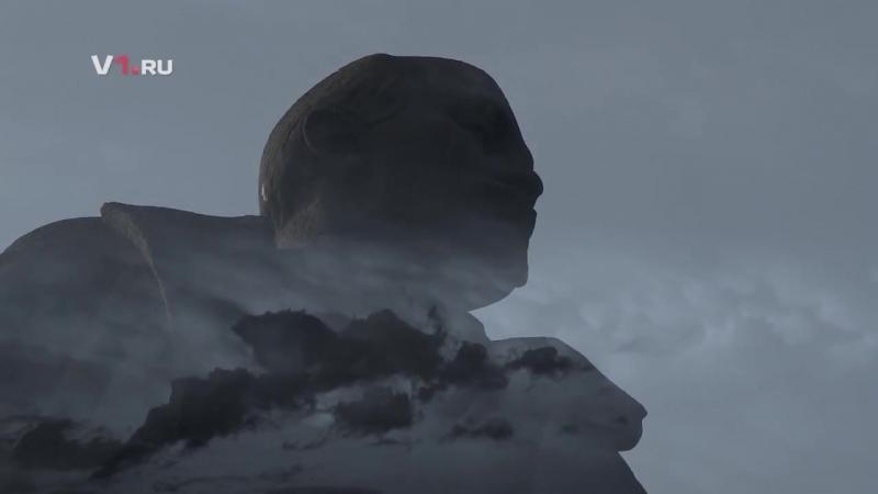 45-летие памятнику Ленина в Красноармейском районе