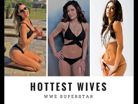 WWE Superstars And Their Hottest Wives