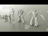 Сравнение известных роботов из голливудского кино