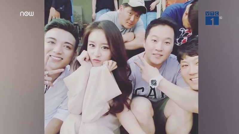 180629 Jiyeon x Soobin on VTC1 now