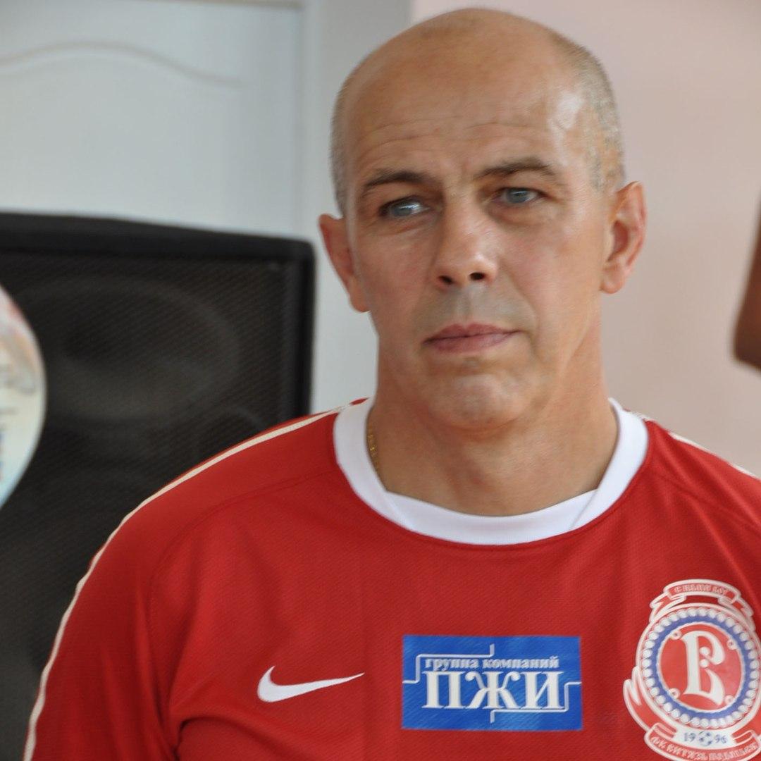Не стало Сергея Сорокина