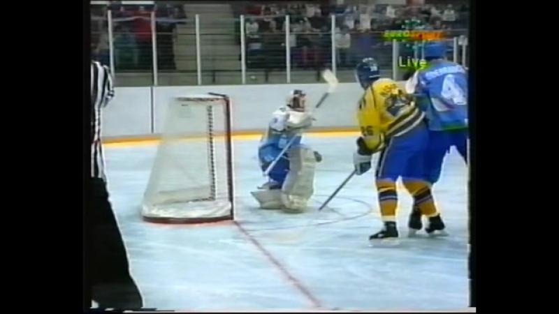 Лиллехаммер 1994. Италия - Швеция (15.02.1994)