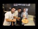 Мастер класс по приготовлению пиццы в Аосте
