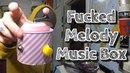 Music Box Melody Hack And Piezo Element