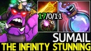 SumaiL [Alchemist] The Inifinity Stunning Solo Mid 7.18 Dota 2
