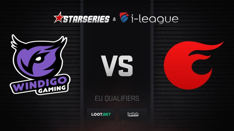 Windigo vs eXtatus map 2 cobblestone StarSeries i League S5 EU Qualifier