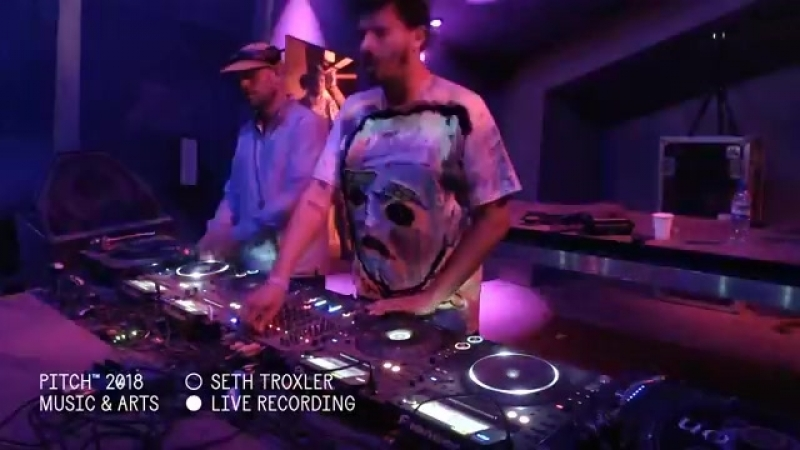 Seth Troxler @ Pitch Music Arts Festival Australia 10 03 2018
