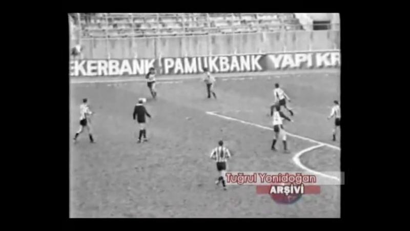 Lig Özetleri - 1983 - 1984 Sezonu - 20 Hafta - Sarıyer 0-2 Beşiktaş