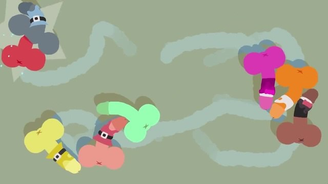 Genital Jousting Gameplay Jan 2016