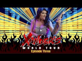 Romi rain (xander's world tour - ep.3) anal sex porno