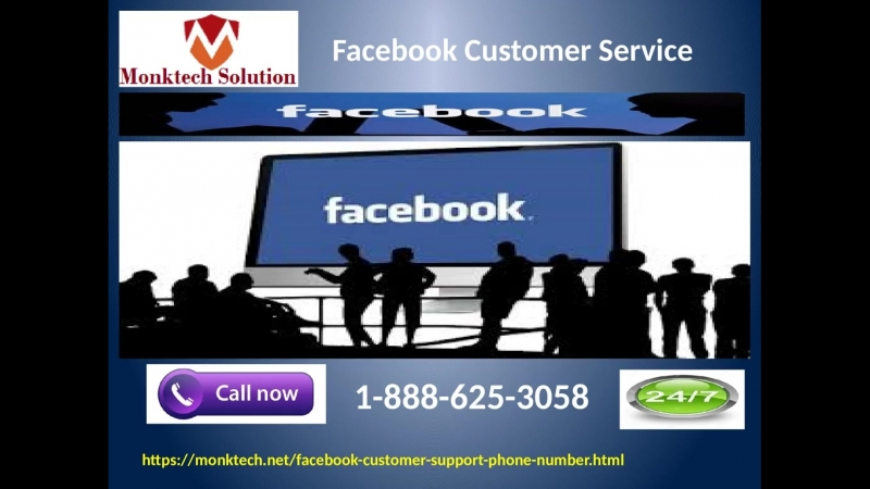 Be the smart one and take advantages via our 1-888-625-3058 Facebook Customer Service