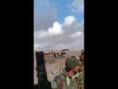 Момент победы наших героев и их прибытие на холм «Курс ан-Нафль» - самую высокую точку в городе Хадар