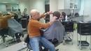 Вартан Болотов Ч1.Лекция о короткой женской стрижке и правильном мытье волос дома.