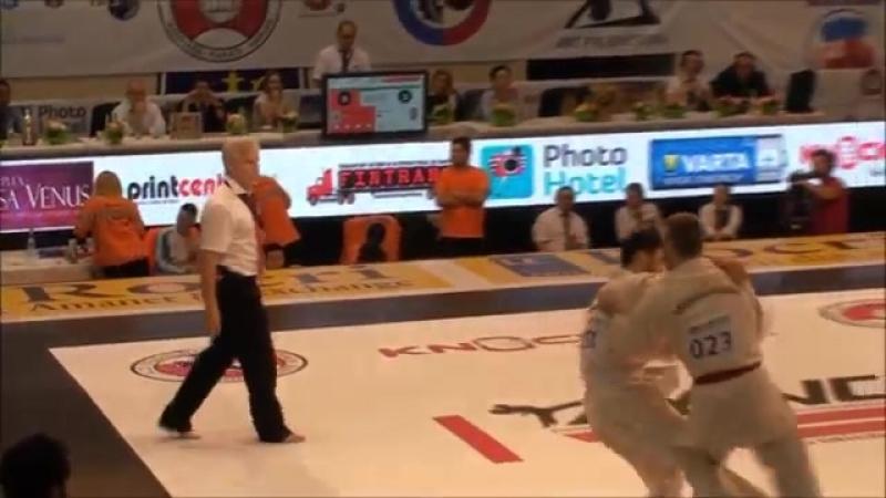 Ашихара Каратэ. Чемпионат мира 2016. Румыния