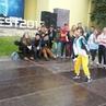 "Tatiana Ivanova 💍Melnik on Instagram ""Лейла А.К.А. Lil L, 8 лет ✌ Баттл - М 1/2 This is Leyla, shes 8 years old hiphop kids dance т..."