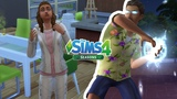 The Sims 4 Seasons: Death by Freezing & Burning + Becoming a Lightning Bender