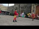 Шоу флагоносцев из города Сансеполькро (Италия). 20минут Италии в Воронцовском дворце -г. Алупка .
