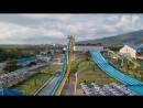 Аквапарк Золотая бухта в Геленджике. 2012 год. Фото слайд-шоу.