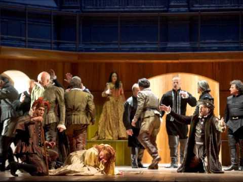 Rigoletto al Teatro San Carlo di Napoli