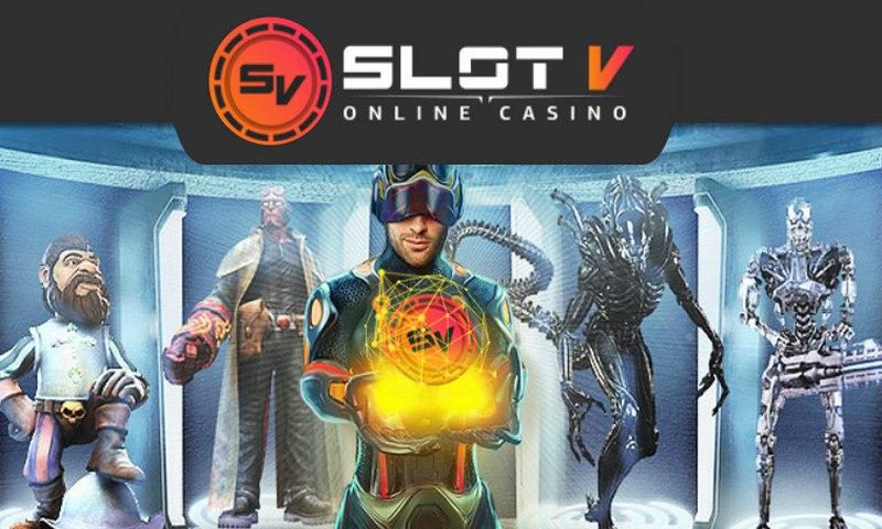 slotv казино