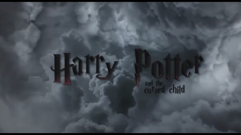 Гарри Поттер и проклятое дитя ФАН-ТРЕЙЛЕР/Harry Potter and the Cursed Child - Teaser Trailer Movie Concept - Daniel Radcliffe