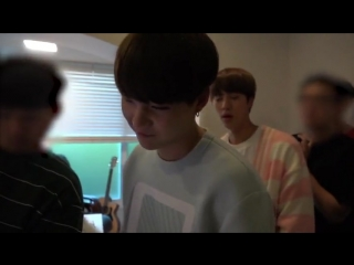 -2017 BTS HOME PARTY VCR MAKING FILM