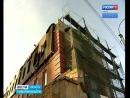 Историческая разборка. В центре Иркутска на улице Степана Разина впервые сносят капитальное самовольное здание