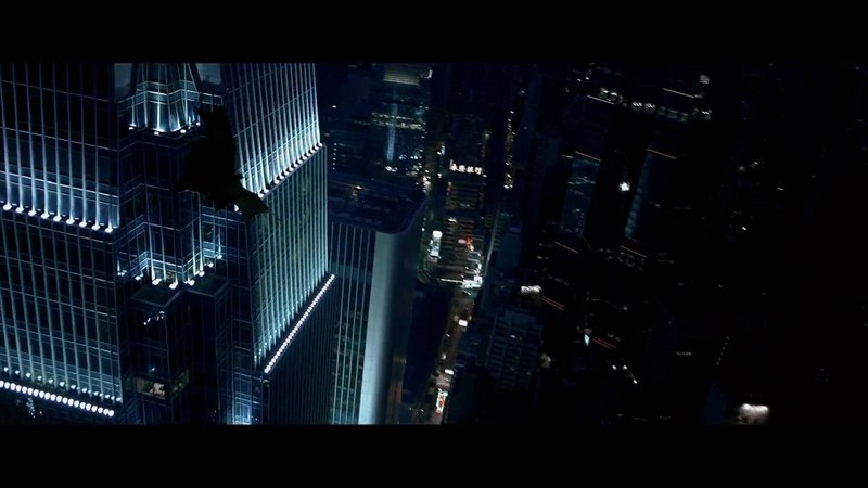 Batman Begins TDK - The Night