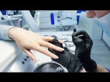 Маникюр в студии Chernika nails