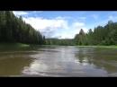 сплав по реке чусовой
