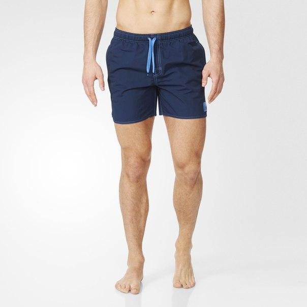 Пляжные шорты SOLID SHORT SL