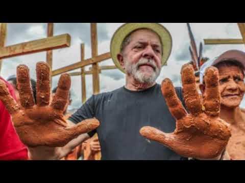 Em artigo, Lula afirma que Temer é uma ameaça à soberania nacional
