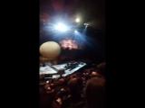 Легендарный Cirque du Soleil в Спб, до начала считанные минуты
